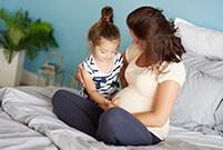LAXOSOFT®-valmistetta voi käyttää myös raskaana ollessa