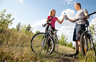 Liikunnalla voi ennaltaehkäistä ummetusta